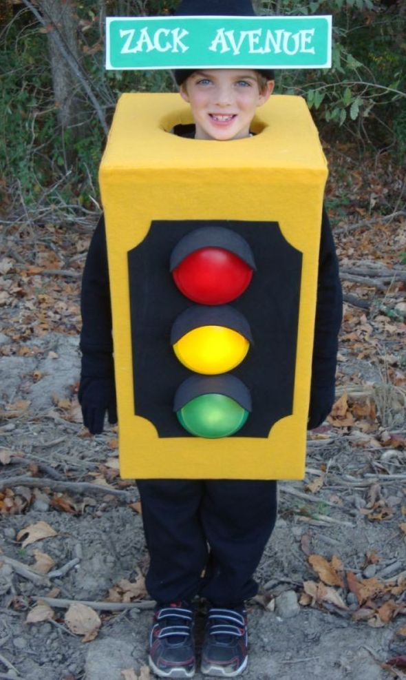 street light halloween costume costumes idea