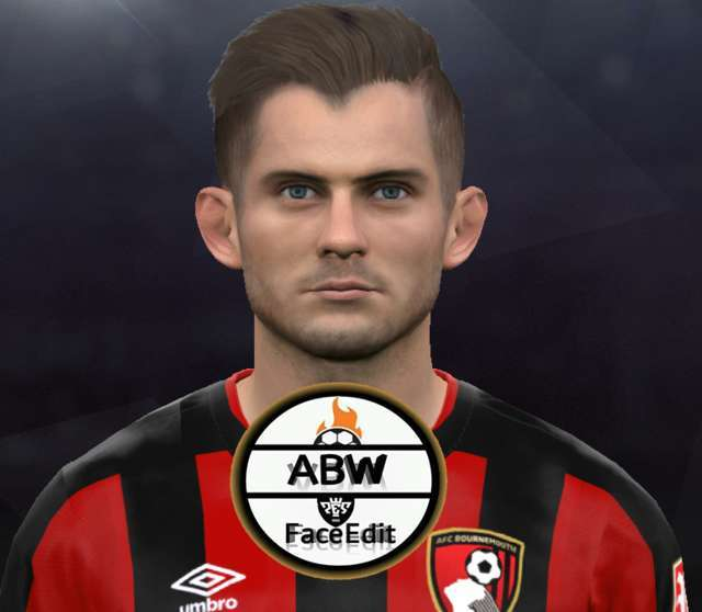 lewis Cook Face PES 2017