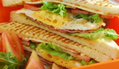 Resep Sandwich Isi Komplit