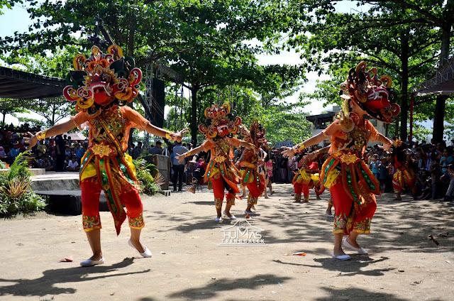 FKKS Ke-13 di Trenggalek Diawali Parade Jaranan 8 Daerah Pesisir Selatan