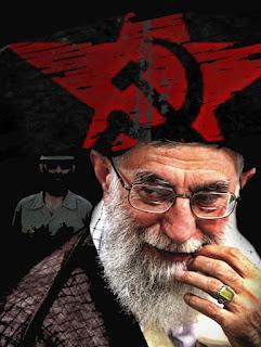 Khamenei Syiah Lulus Universitas Komunis