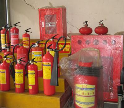 quy định về phương tiện phòng cháy chữa cháy