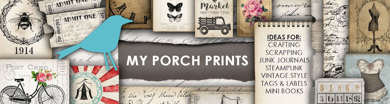 My Porch Prints
