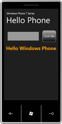 Windows Phone Tutorial 4 : Designing the User Interface