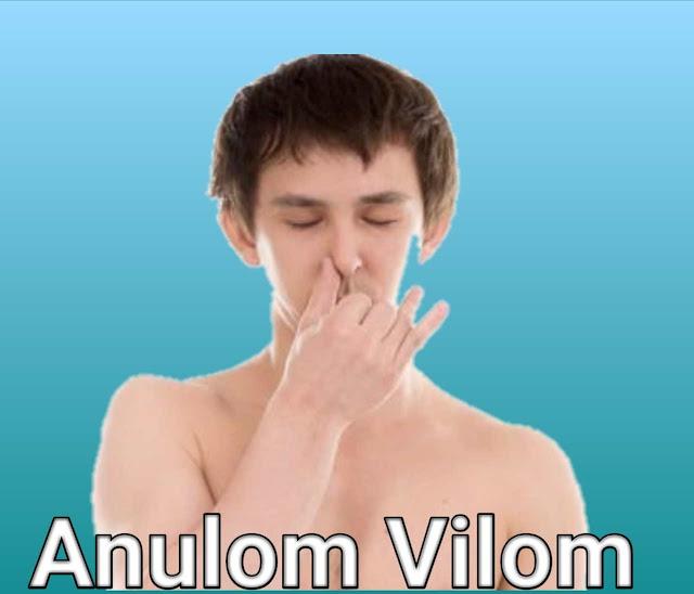 Anulom Vilom, Anulom Vilom 20 Benefits in Hindi