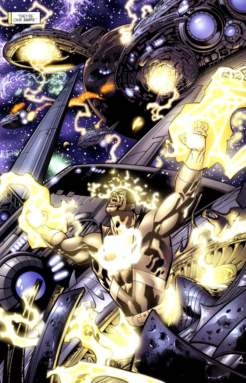 Read online Sigil (2000) comic -  Issue #14 - 10