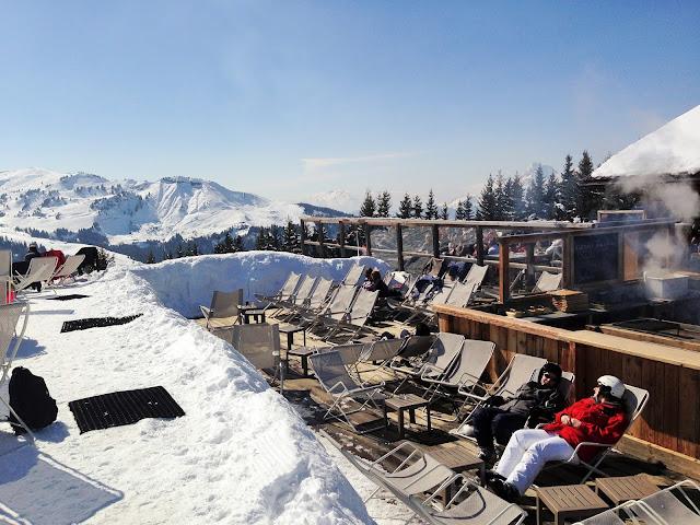 Le super megève restaurant altitude