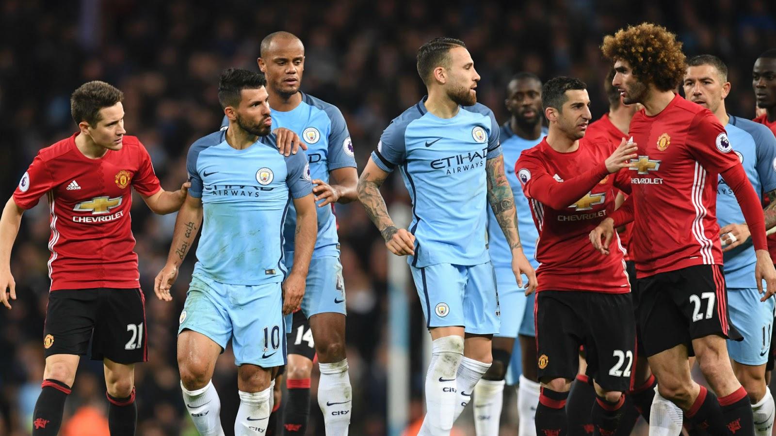 Prediksi Manchester City VS Manchester United 8 Desember 2019