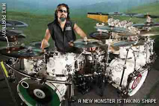 mike portnoy drummer dream theater