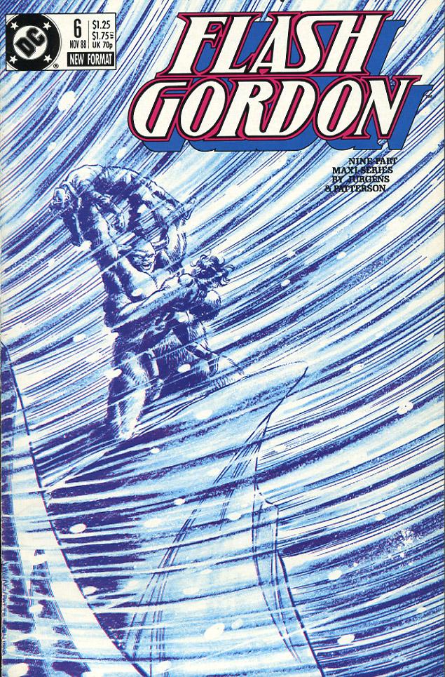 Flash Gordon (1988) 6 Page 1