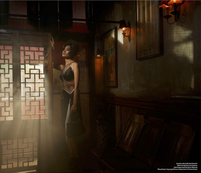 Vs. Magazine SS 2014, Wong Kar Wai In The Mood For Love