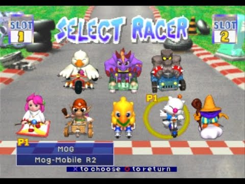 game racing yang mengadaptasi final fantasy