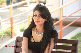 Telugu Actress Harini Stills at Dhyavudaa Movie Teaser Launch  0436.JPG