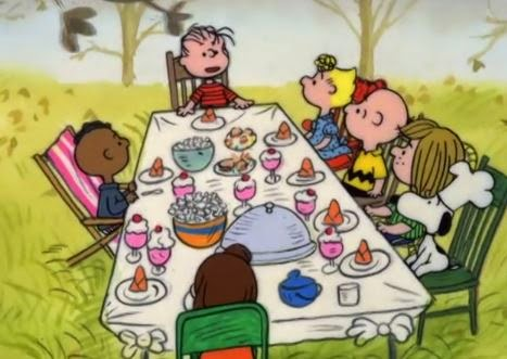 Charlie Brown Thanksgiving - Full Episode