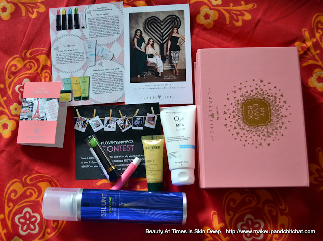 My Envy Box of April 2016