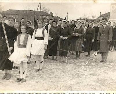 Η κοινωνική ζωή των παλαιών Αρβανιτών της Θεσπρωτίας