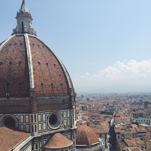 This Month I... June, Catch Up, June, Florence, Italy, Travel, Duomo,