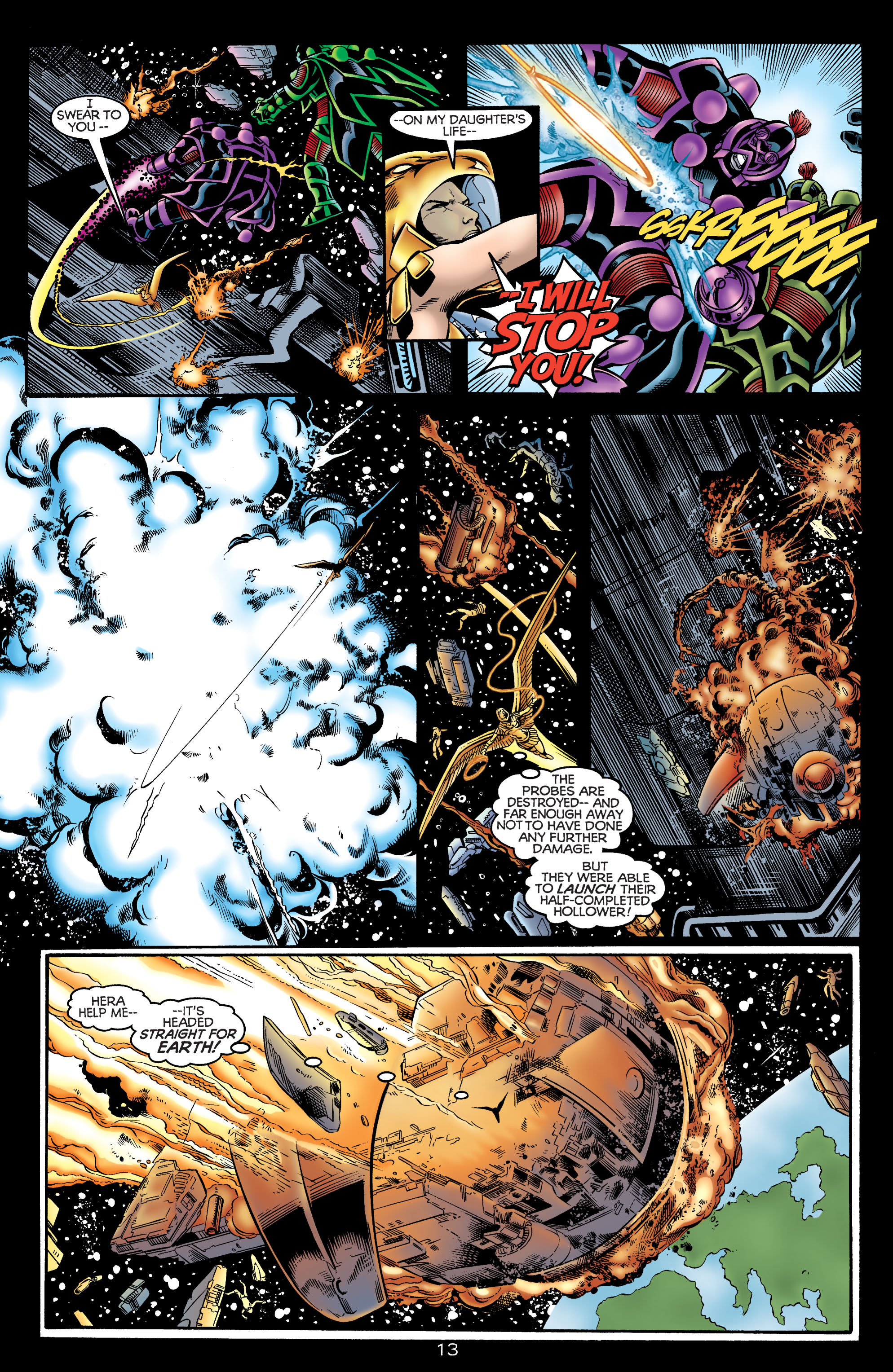 Read online Wonder Woman (1987) comic -  Issue #172 - 13
