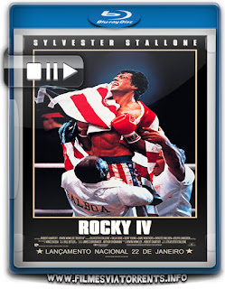 Rocky 4 Torrent - BluRay Rip 720p Dublado