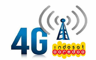 sertting jaringan 4G indosat ooredoo