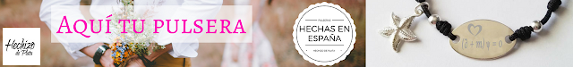 Pulseras personalizadas de Hechizo de Plata