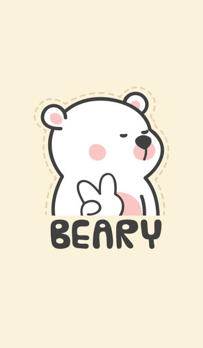 BEARY BEAR