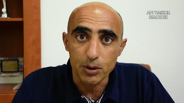 Σ.Γαβρήλος: Σε ετοιμότητα ο Δήμος Ναυπλιέων για το κύμα κακοκαιρίας - Προσοχή πρέπει να δείξουν και οι δημότες (βίντεο)