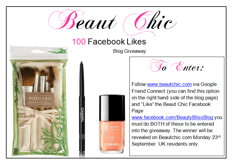 LIKING FACEBOOK PAGE GIVEAWAY