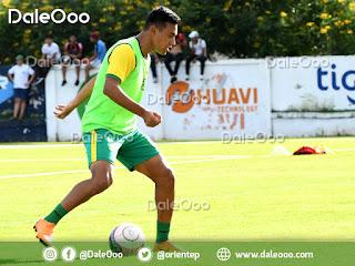 Ferddy Roca la novedad entre los jugadores de Oriente Petrolero convocados para enfrentar a Real Potosí - DaleOoo