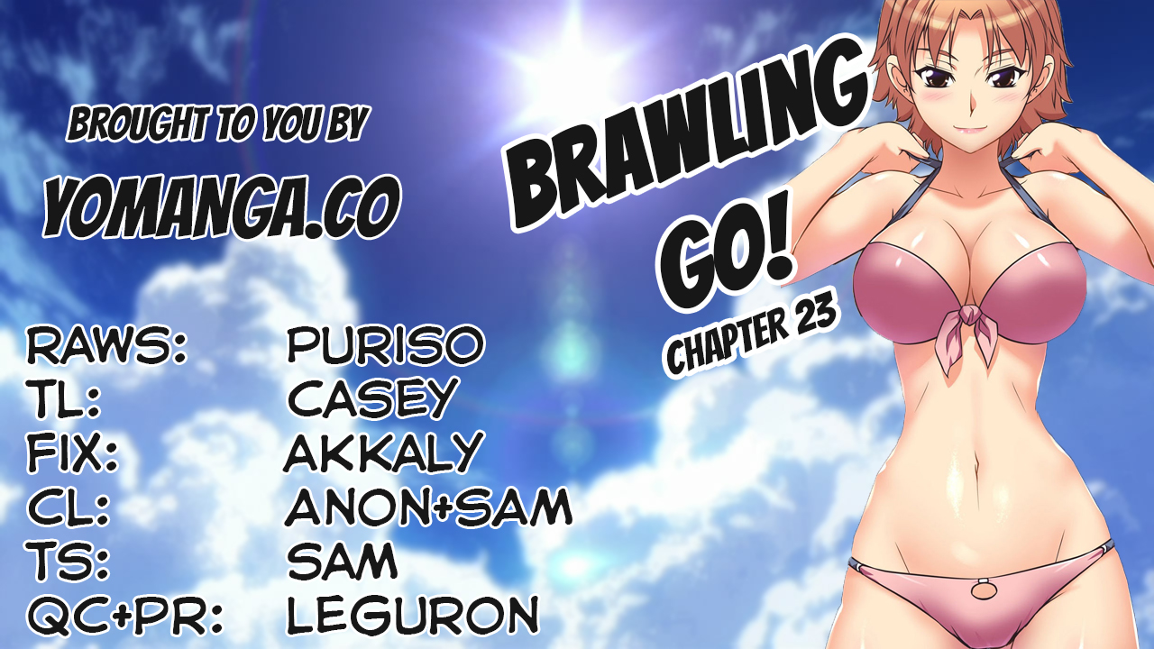 Brawling Go - Chapter 24