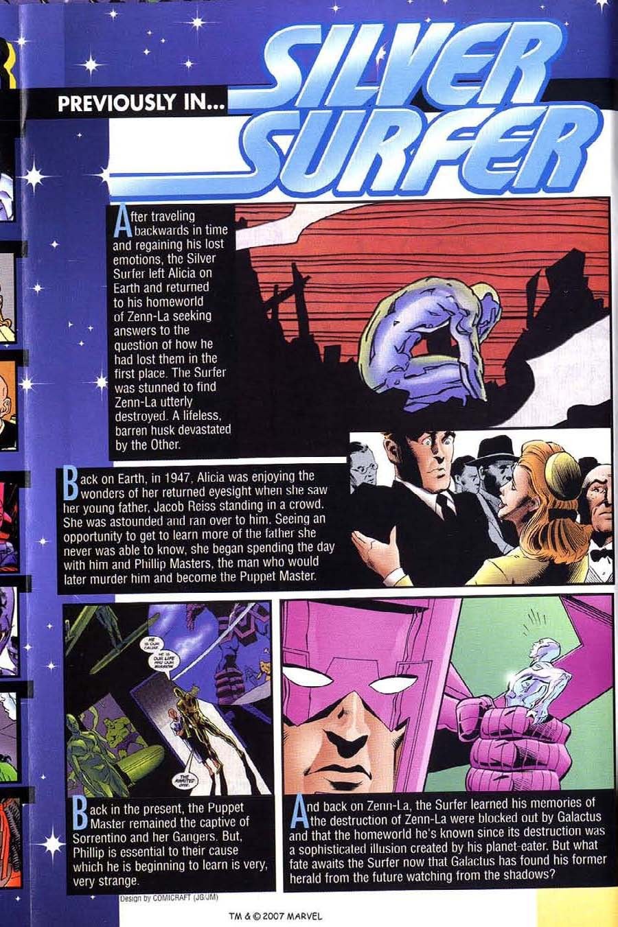 Read online Silver Surfer (1987) comic -  Issue #131 - 3