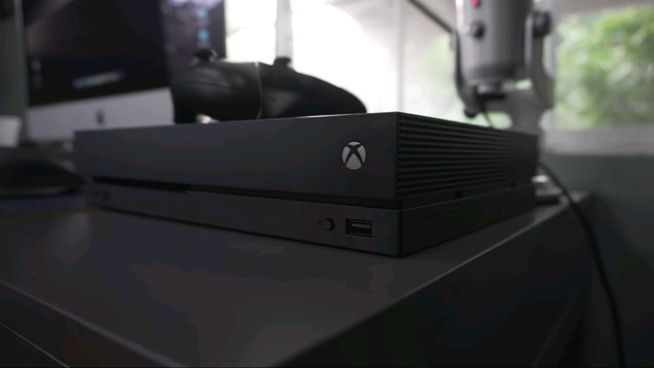 Microsoft Next Gen Scarlett Pro released Looks like Xbox One X