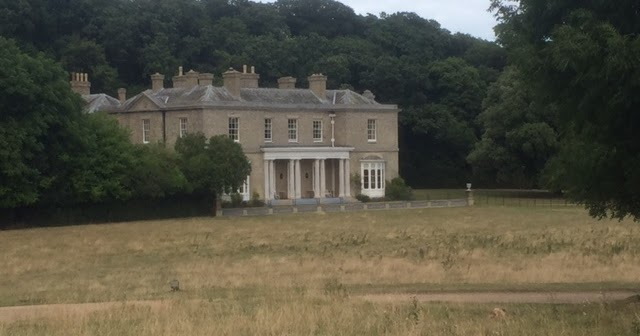 National Trust Scones Sheringham Park