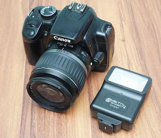 Jual Canon eos 400D Bekas