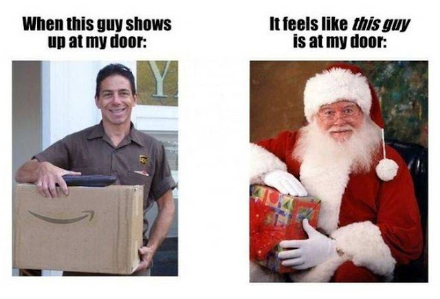 Image result for ups santa