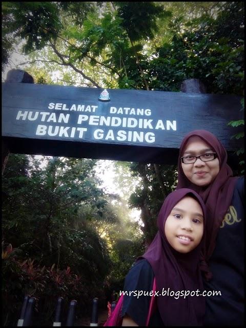 Love Nature : Bukit Gasing , Petaling Jaya