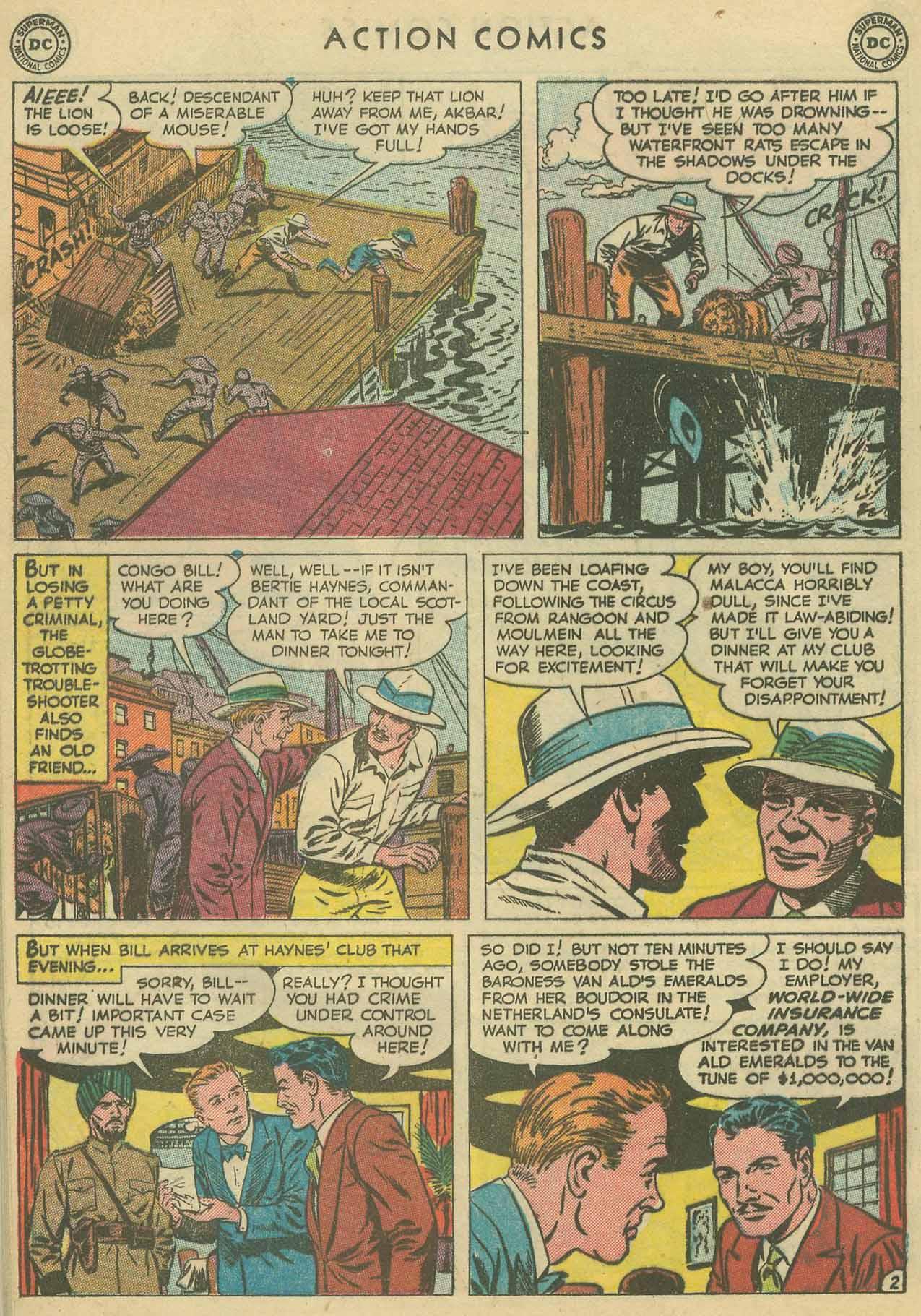 Action Comics (1938) 160 Page 27