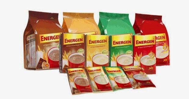Khasiat Energen Untuk Diet Praktis Dan Ampuh