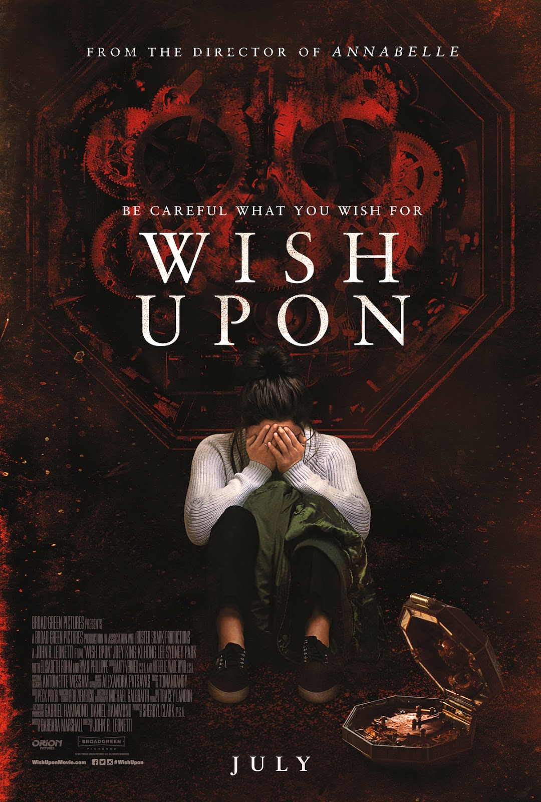 Wish Upon (2017) [ UNRATED ] พร ขอ ตาย