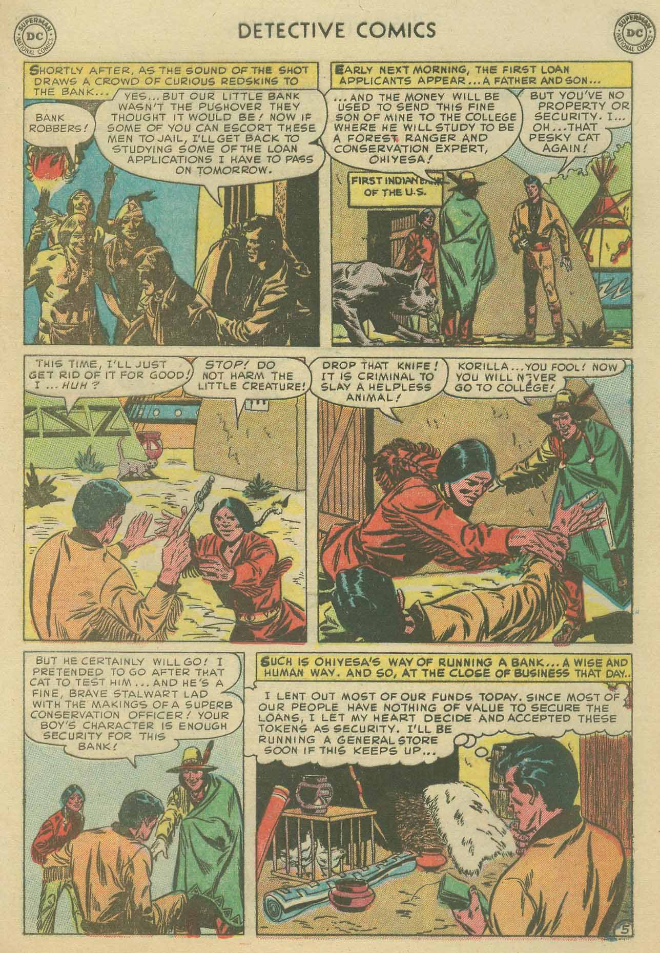 Read online Detective Comics (1937) comic -  Issue #175 - 43
