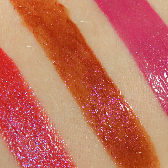 Darling Girl Liquid Kiss Balm Gloss - Leeloo Swatches & Review