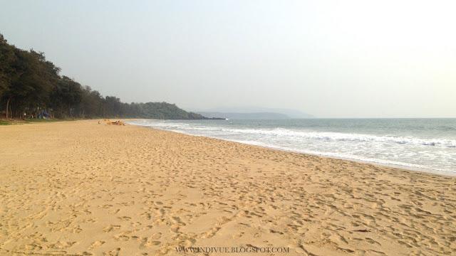 Talpona Beach, Goa Intia