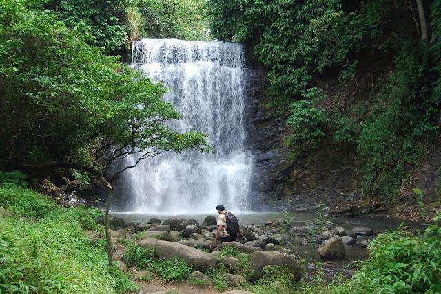 Air Terjun Bidadari Sumatera Selatan