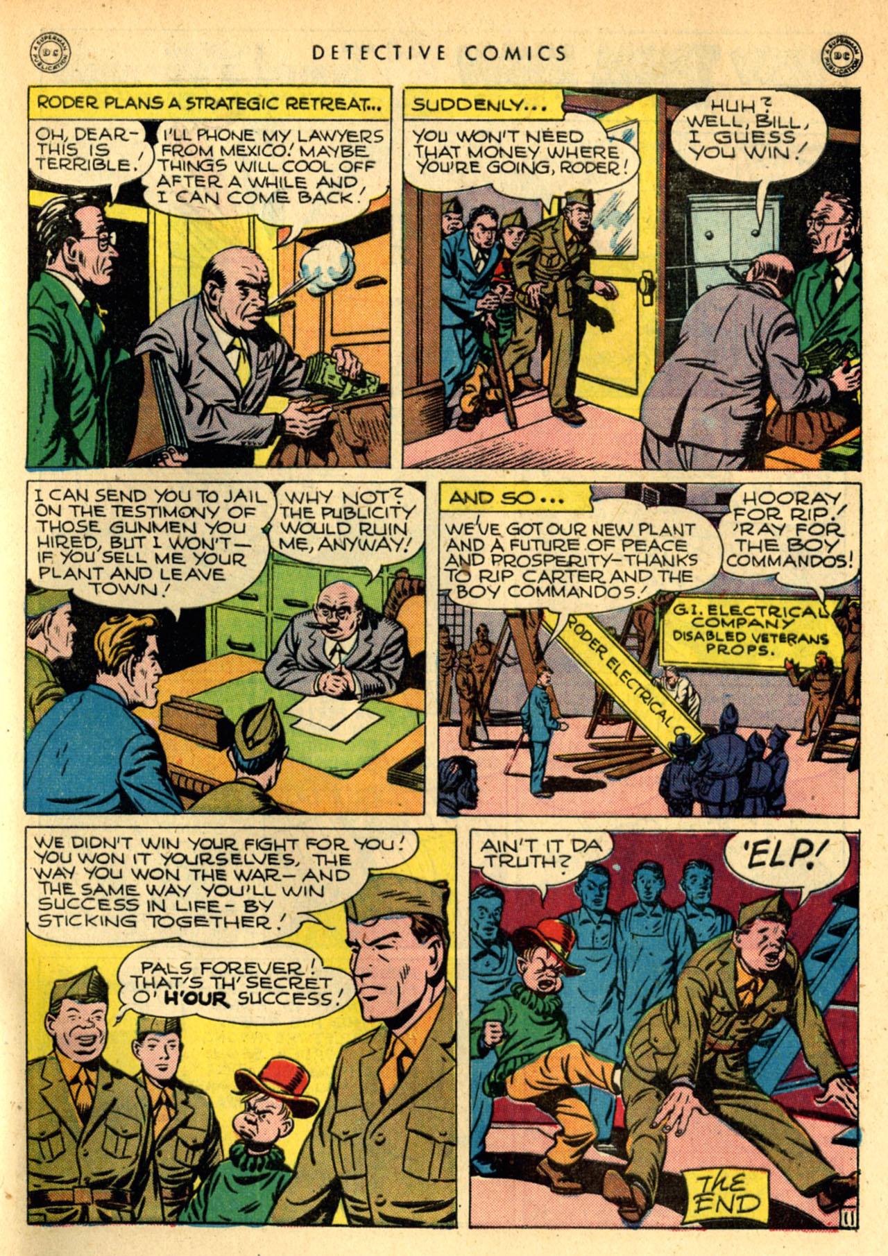Read online Detective Comics (1937) comic -  Issue #111 - 49