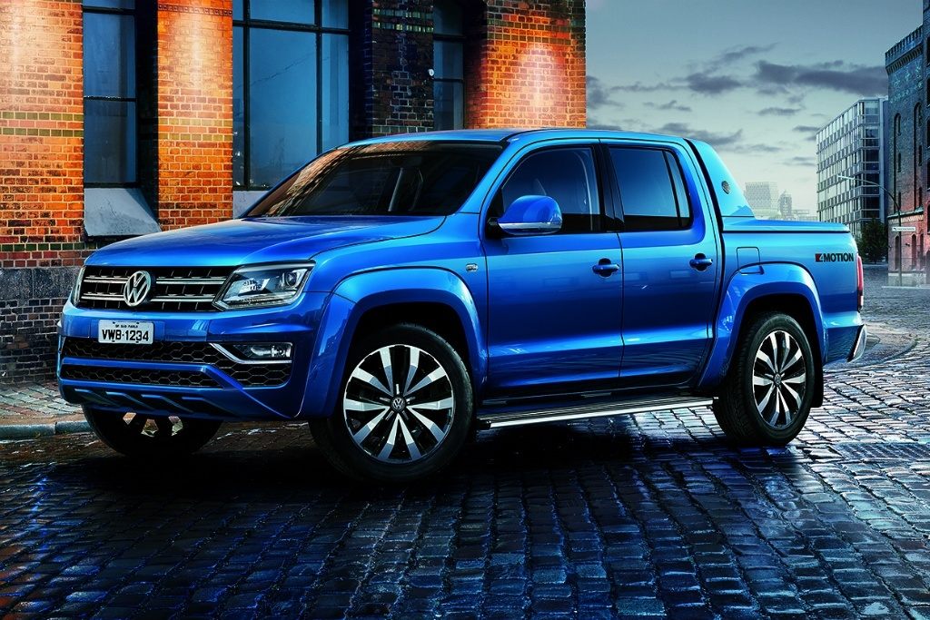 volkswagen amarok 2017 fotos e detalhes oficiais brasil car blog br. Black Bedroom Furniture Sets. Home Design Ideas