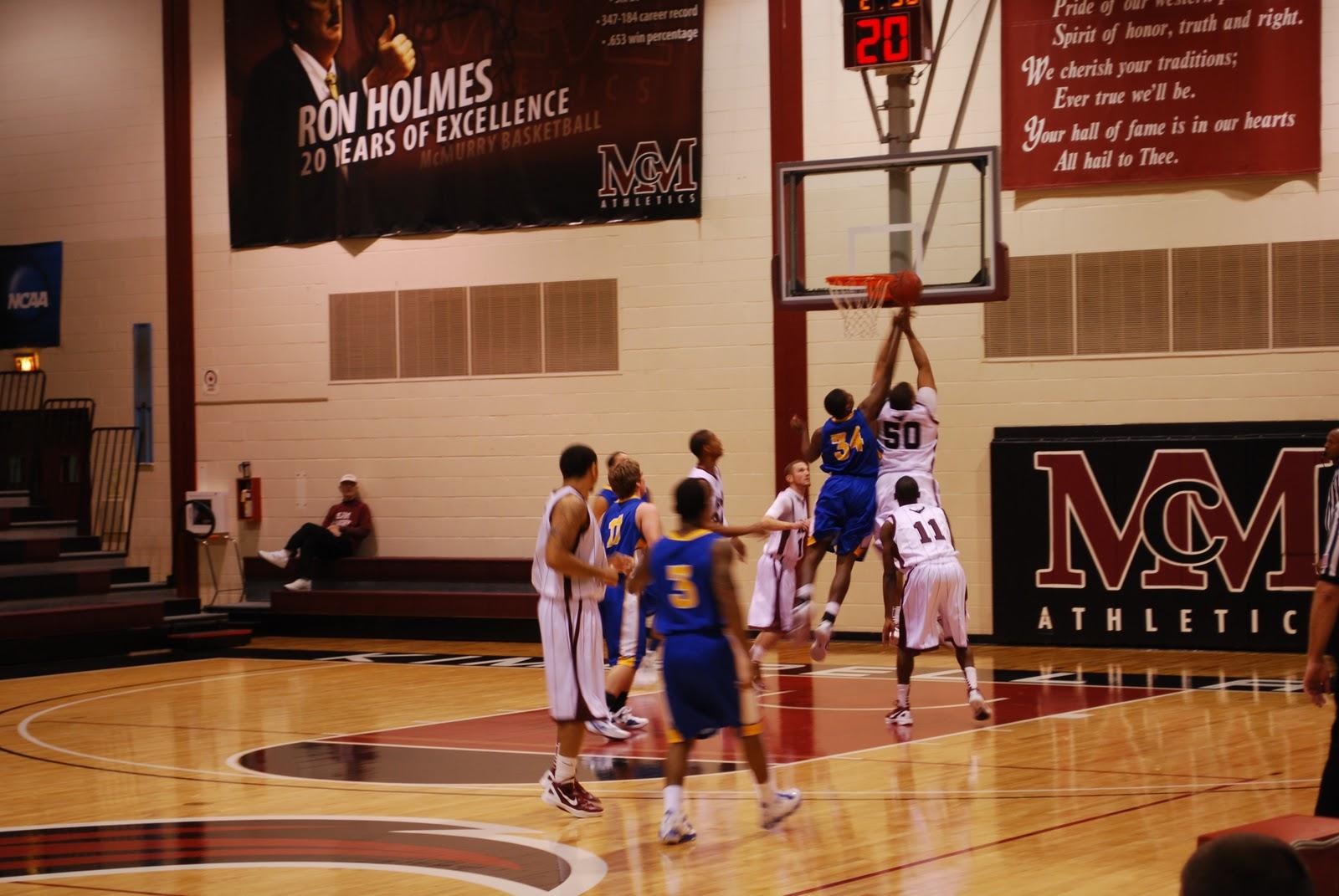 McMurry Basketball
