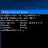 Install Distro Linux di Windows 10