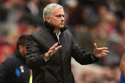 """Sports: """"Manchester United Must Aim For Top-4"""" - Mourinho"""
