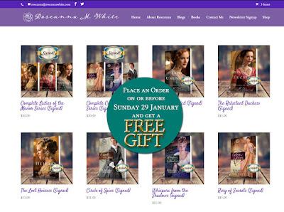 www.RoseannaMWhite.com/Shop