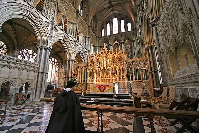 Catedral de Ely, Inglaterra